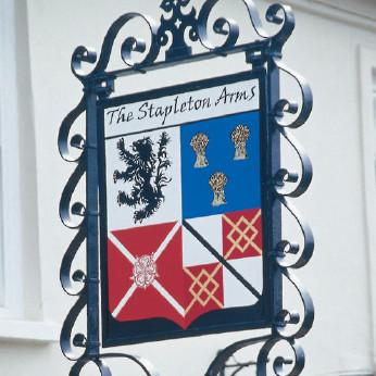 Stapleton Arms, Buckhorn Weston