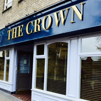 Click to view full size - Crown, Newcastle upon Tyne(photograph number 1)