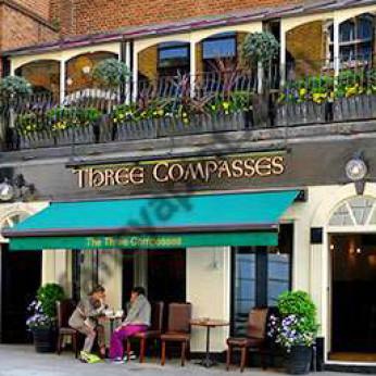 Three Compasses, London EC1