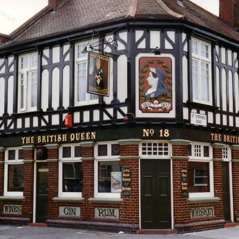 British Queen, Portsmouth