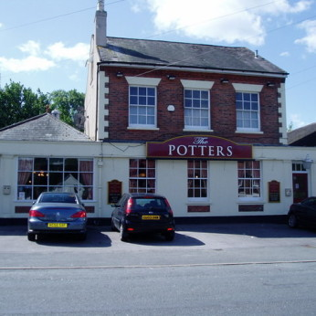 Potters Arms, Burgess Hill