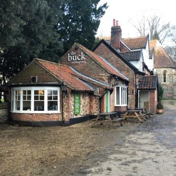 Buck Inn, Norwich