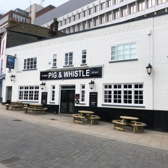 Pig & Whistle, Norwich
