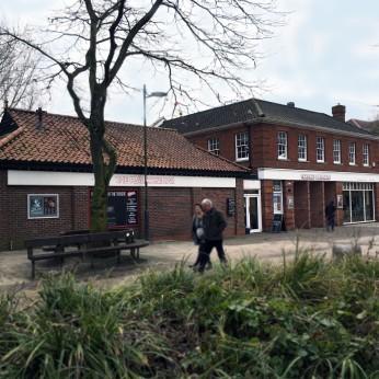 Playhouse Bar, Norwich