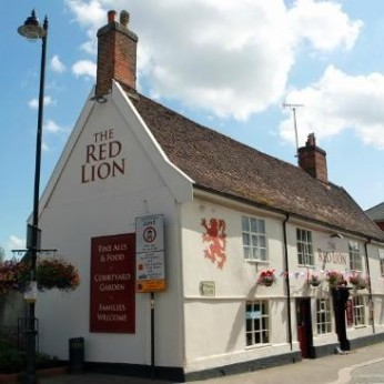Red Lion, Seckford