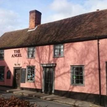Angel Inn, Seckford