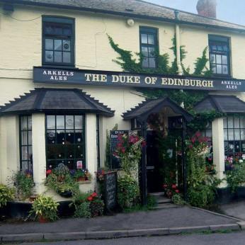 Duke Of Edinburgh, Winkfield