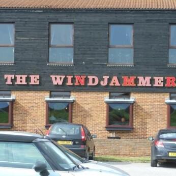 Windjammer, Canvey Island