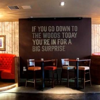 Woods Bar, Glasgow