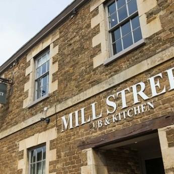 Mill Street Pub and kitchen, Oakham