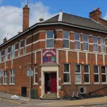Monks Park Working Mens Club, Abington