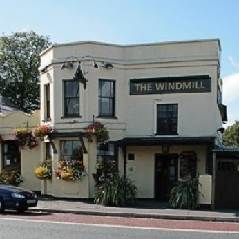 Windmill Inn, Figge's Marsh