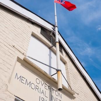 Overton Memorial Institute, Overton