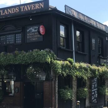 Shortlands Tavern, Shortlands
