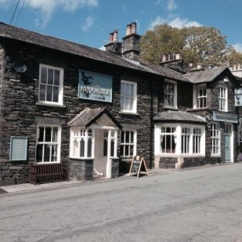 Click to view full size - Brookside Hotel, Windermere(photograph number 1)