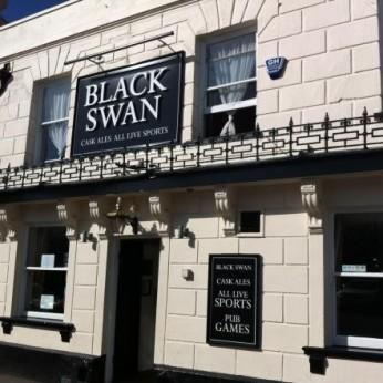 Black Swan, Spalding