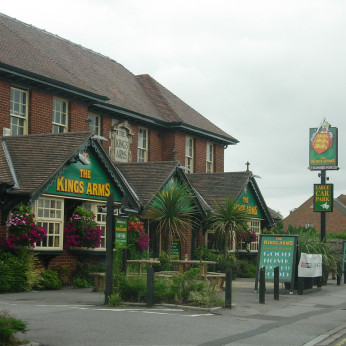 Click to view full size - Kings Arms, Bournemouth(photograph number 1)