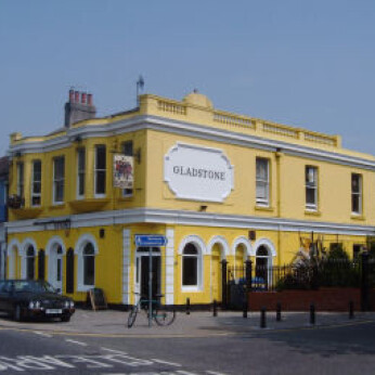 Gladstone, Brighton