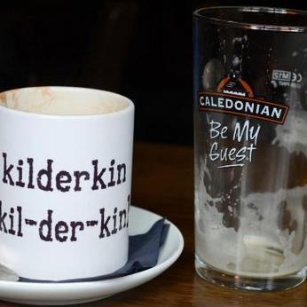 Kilderkin, Edinburgh