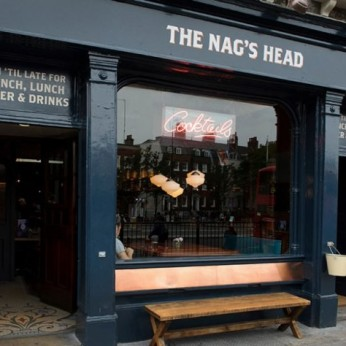 Click to view full size - Nags Head, London(photograph number 1)