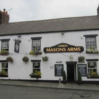 Masons Arms, Warkworth