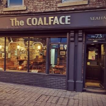 Coalface, Seaham
