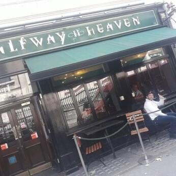 Half Way To Heaven, London WC2