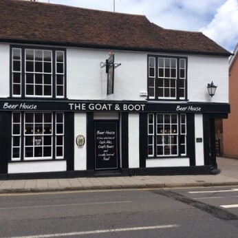 Goat & Boot, Colchester
