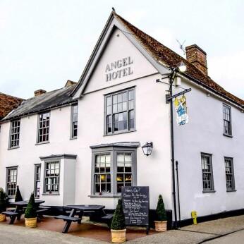 Angel Hotel, Lavenham