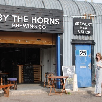 By the Horns Taproom, London SW17