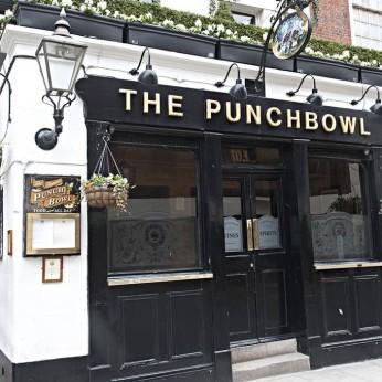 Punch Bowl, London W1J