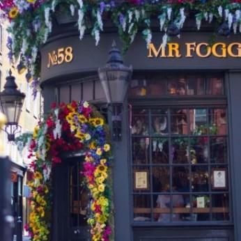 Mr Fogg's Tavern, London WC2N
