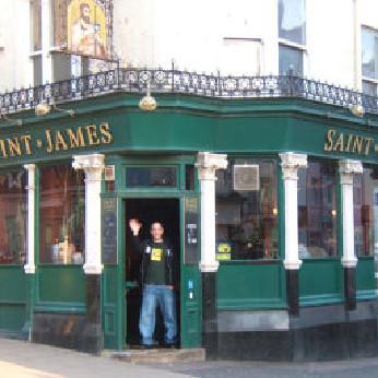 St James, Brighton