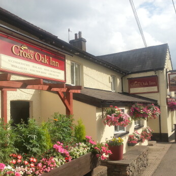 Cross Oak Inn, Penmaen