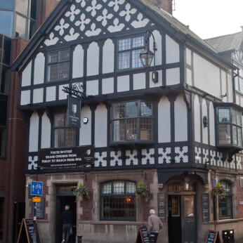 Liverpool Arms, Chester