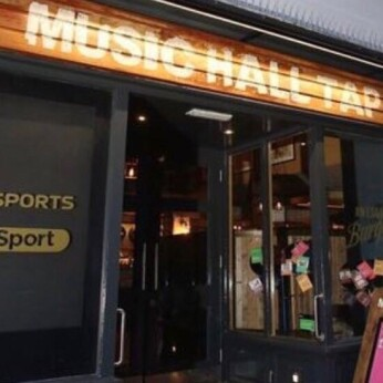 Music Hall Tap, Chester