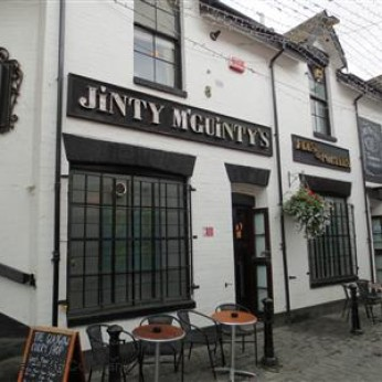 Jinty McGuintys, Hillhead