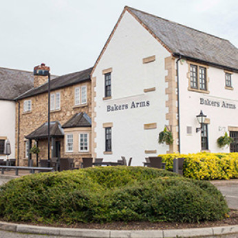 Bakers Arms, Waltham Abbey