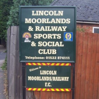 Lincoln Moorlands & Railway Sports, Moorland