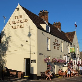 Click to view full size - Crooked Billet, Leigh-on-Sea(photograph number 1)