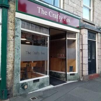 Crafty Fox, Old Colwyn