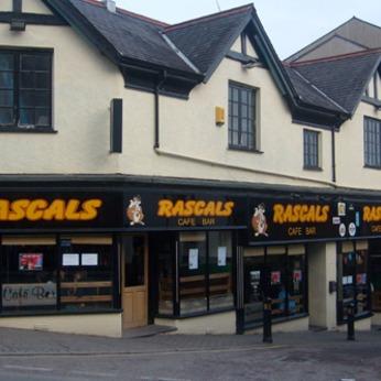 Rascals Cafe Bar, Bangor