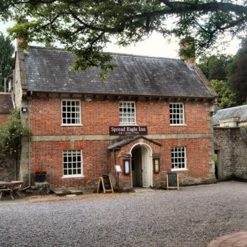 Click to view full size - Spread Eagle Inn, Warminster(photograph number 1)