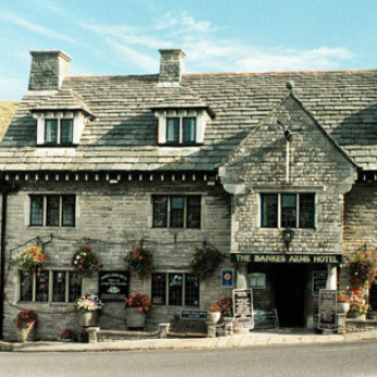 Bankes Arms Hotel, Corfe Castle