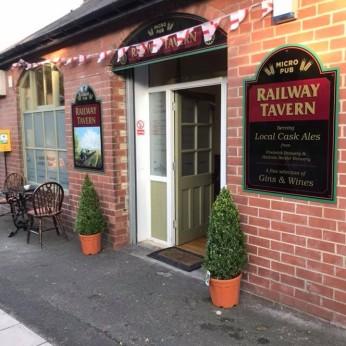 Railway Tavern, Rowlands Gill