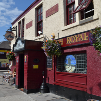 Royal Arch Bar, Broughty Ferry