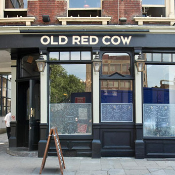Old Red Cow, London EC1