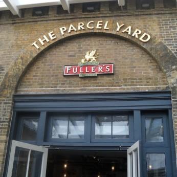 Parcel Yard, London N1C