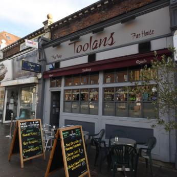 Toolans, London N12