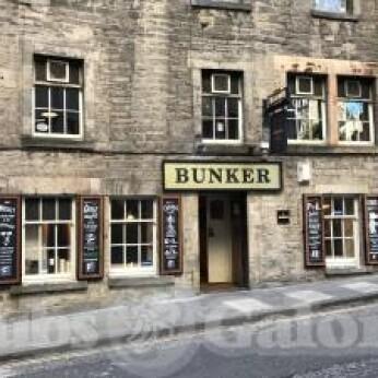 Bunker, Edinburgh
